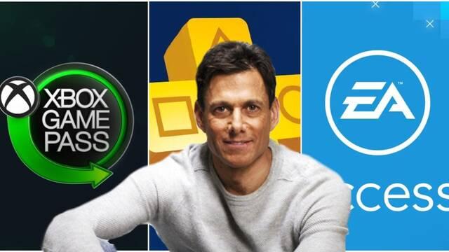El CEO de Take-Two y los servicios de suscripción