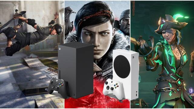 Tiempos de carga de Xbox