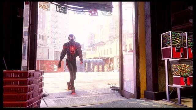 ¡¡Saqueadores!! al 100% en Spider-Man: Miles Morales
