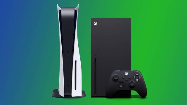 Comparativa de velocidad de carga entre PS5 y Xbox Series X.