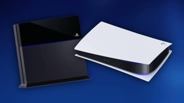 Retrocompatibilidad de PS5 con juegos de PS4.