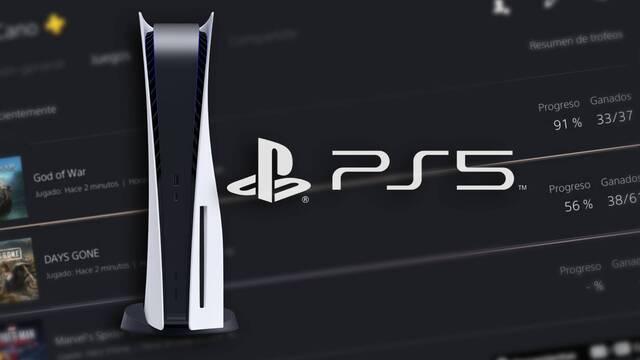 PS5 permite ver las horas que hemos jugado a cada juego.