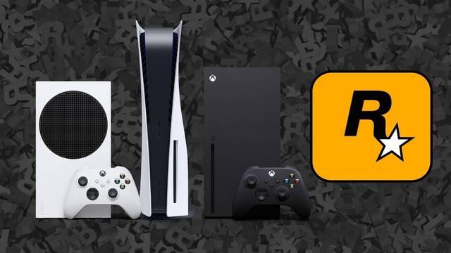 Los juegos de Rockstar Games serán retrocompatibles en PS5 y Xbox Series X/S.