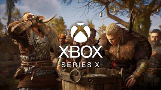 Gameplay comentado de Assassin's Creed Valhalla en Xbox Series X.