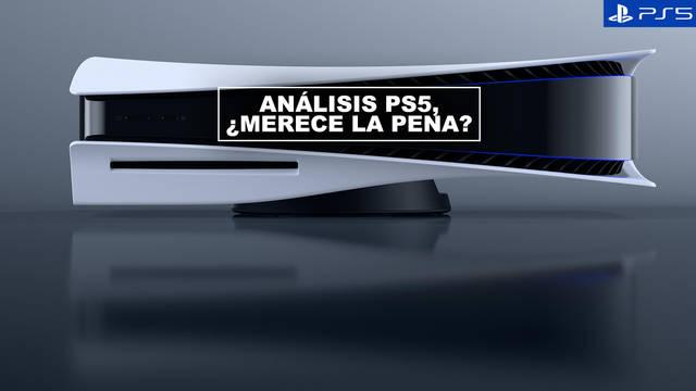 Análisis PS5, ¿merece la pena?