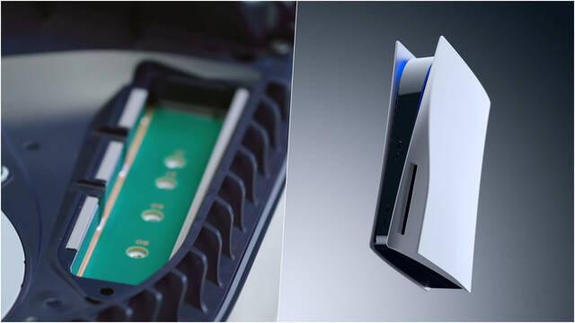 PS5 ampliación SSD