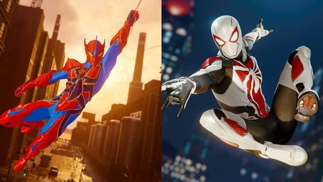 Spider-Man Remastered nos presenta dos de los nuevos trajes que incluirá