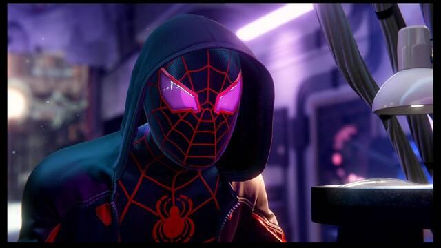 Espionaje industrial al 100% en Spider-Man: Miles Morales