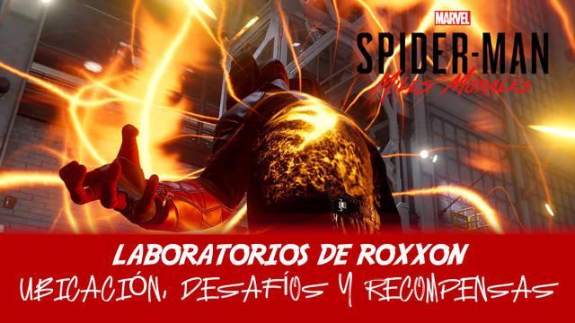 TODOS los laboratorios de Roxxon en Spider-Man: Miles Morales