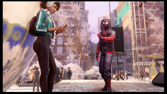 ¡Tenemos una pista! al 100% en Spider-Man: Miles Morales