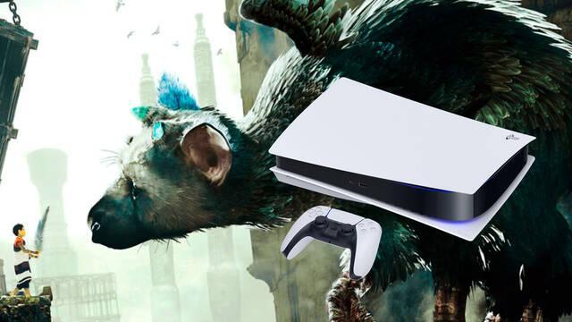 The Last Guardian 60 fps en PS5