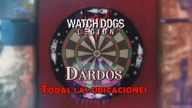 Dardos en Watch Dogs Legión: TODAS las ubicaciones