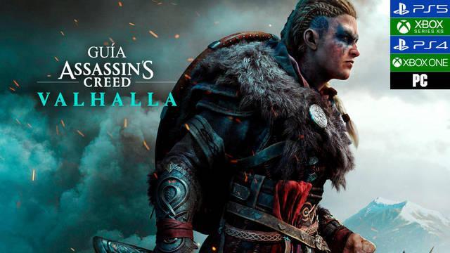 Assassin's Creed Valhalla: Guía del 100%, trucos y secretos