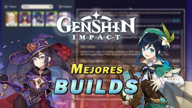 Genshin Impact: Mejores BUILDS de equipo; composiciones