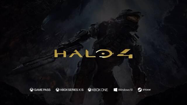 Halo 4 llegará a PC el 17 de noviembre.