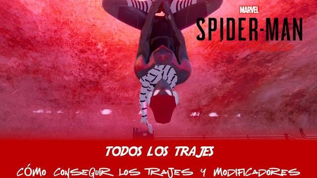 Spider-Man: Miles Morales: Todos los trajes y cómo conseguirlos