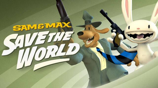 Sam & Max Save the World secuelas remaster en marcha