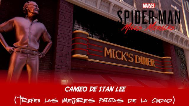 Cameo de Stan Lee en Spider-Man: Miles Morales