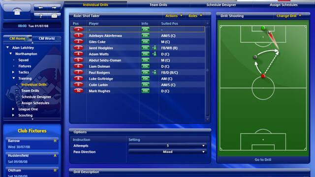 Championship Manager 2010 llegará en septiembre