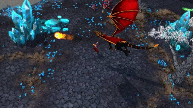 Nuevas imágenes de Sacred 2 Fallen Angel - Ice & Blood