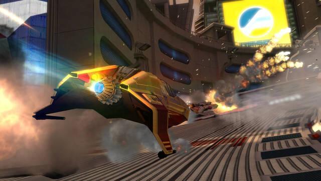 El co-creador de Wipeout quiere recuperar los derechos del juego para hacer una secuela