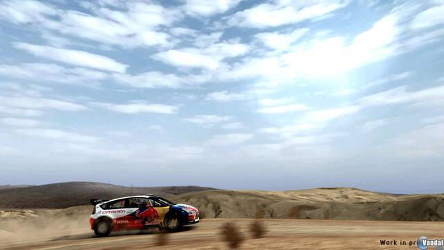 Nuevas imágenes de World Rally Championship 2010