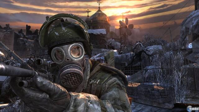 Nuevas imágenes de Metro 2033