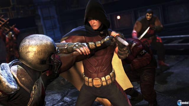 Batman: Arkham City tendrá una edición Juego del Año
