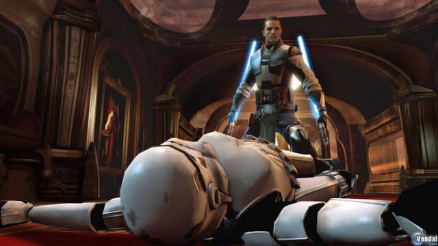 Aparece un vídeo del prototipo de Star Wars: El poder de la Fuerza 3