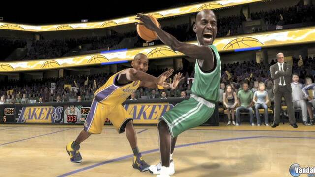 Primeras imágenes del nuevo NBA Jam
