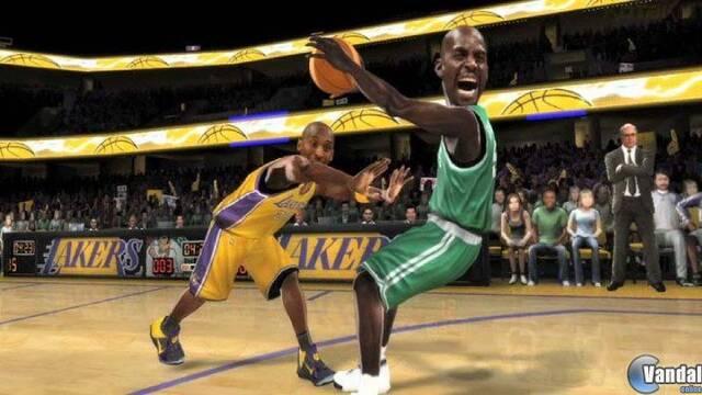 Nuevas imágenes de NBA Jam