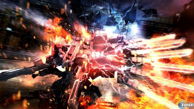 Primeros detalles e imágenes de Armored Core 5
