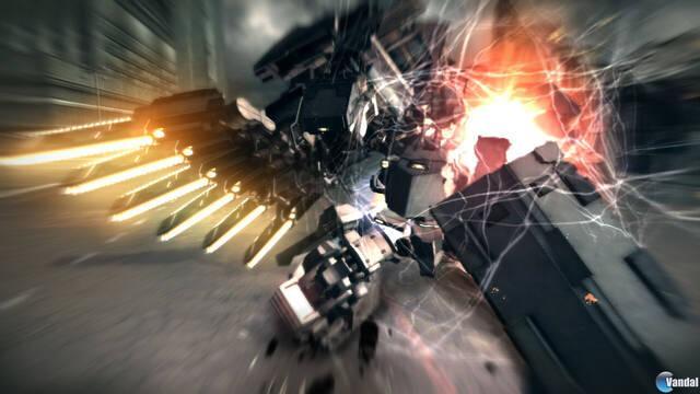 Nuevas imágenes de Armored Core V