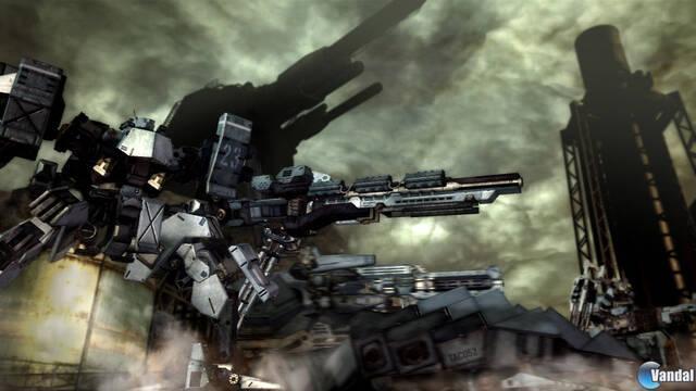 Nuevas imágenes de Armored Core 5