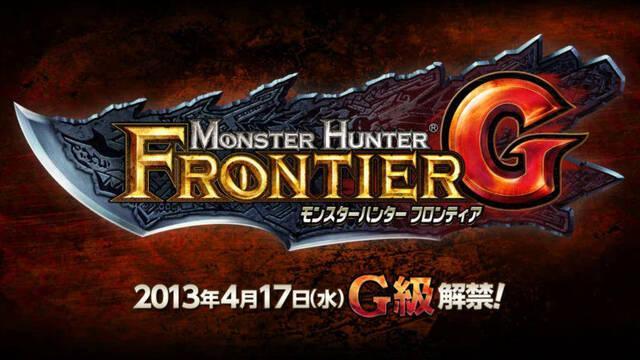 Capcom anuncia una nueva actualización de Monster Hunter Frontier