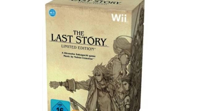 Mostrada la edición especial de The Last Story