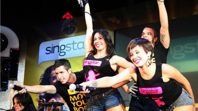 Sony presenta SingStar Dance y SingStar Guitar en Madrid
