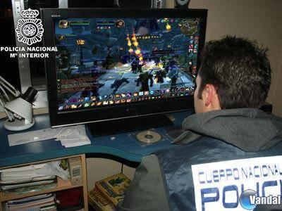 Redada policial contra el dopaje en World of Warcraft