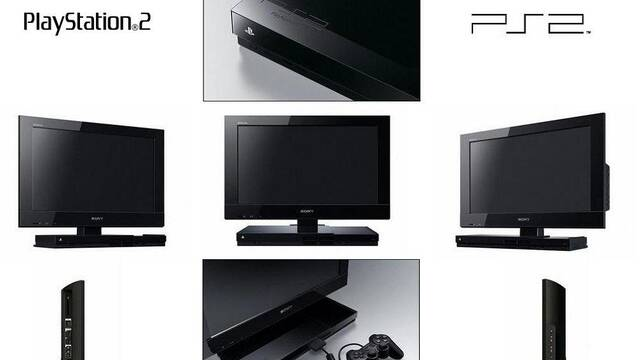 Sony lanza una televisión con PlayStation 2 integrada
