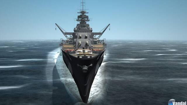 Una visita virtual al acorazado Bismarck con Nintendo 3DS