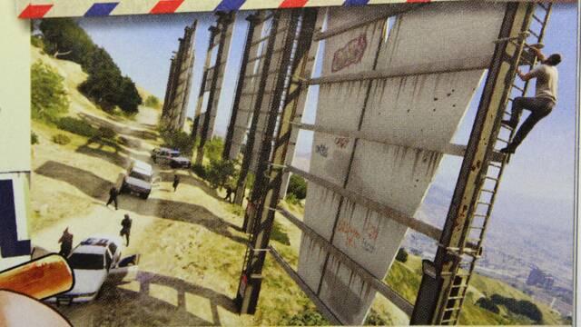 Una nueva imagen de Grand Theft Auto V