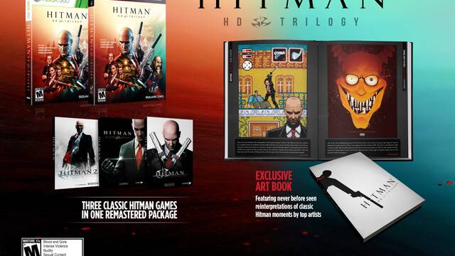 Hitman HD Trilogy se lanzará el 29 de enero según Amazon