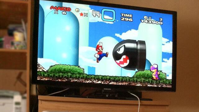 Nintendo llevará a SNES una versión de Super Mario World en HD y 3D