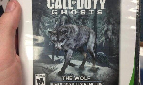 Call of Duty: Ghosts podría incluir una apariencia de lobo para el perro guardián