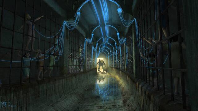Aparecen nuevas ilustraciones de la película cancelada de BioShock