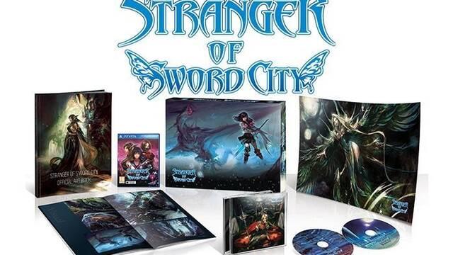 La edición especial de Stranger of Sword City llegará a Europa