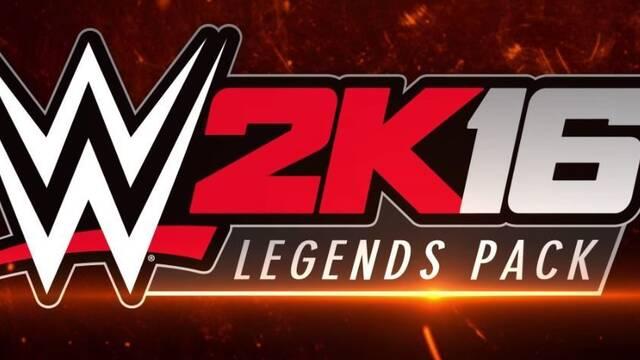 WWE 2K16 recibe su contenido descargable 'Pack de Leyendas'