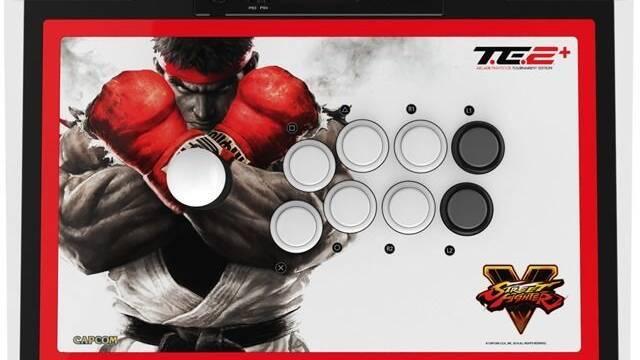 Mad Catz anuncia una línea de periféricos basados en Street Fighter V para PS4