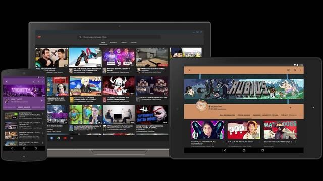 YouTube Gaming llega a España