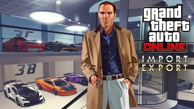 El nuevo contenido de GTA Online, Importaciones / Exportaciones, ya está disponible